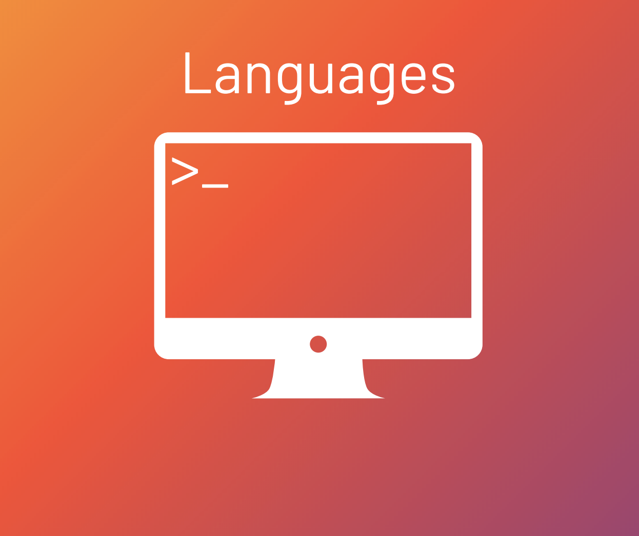 app development programming languages