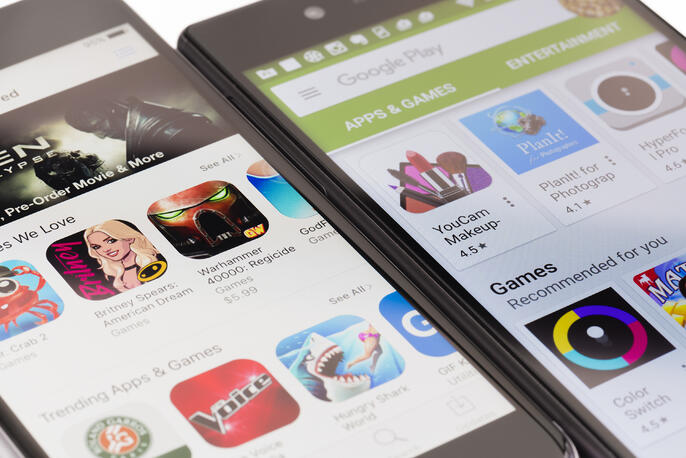 The Must-Know Mobile App Stores (Native & Third-Party Options)