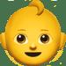 Snapchat score baby emoji