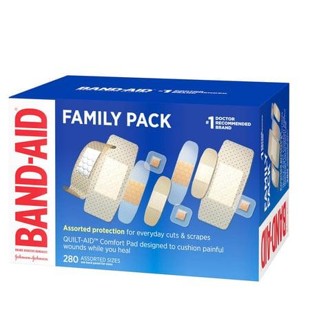 Band-Aid brand
