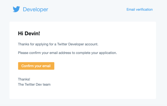 how to become a twitter developer