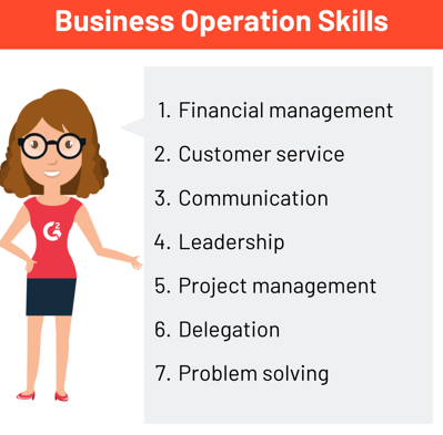 business operation skills