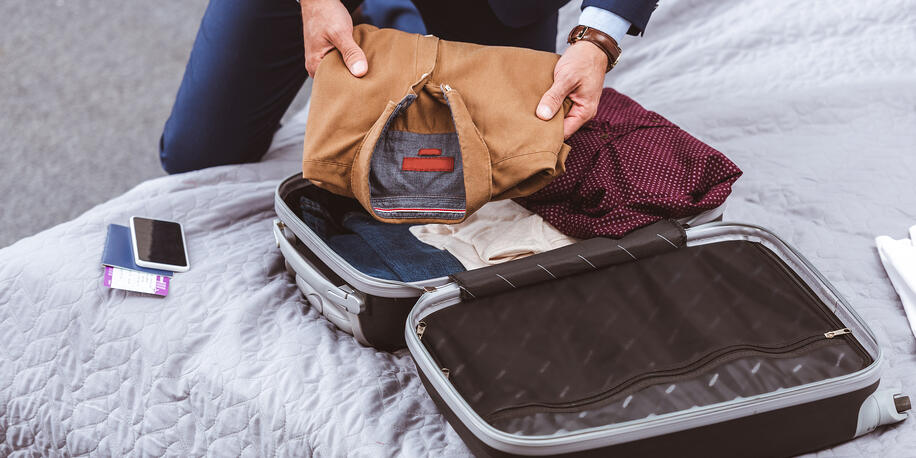 A Business Travel Packing List for Every Trip