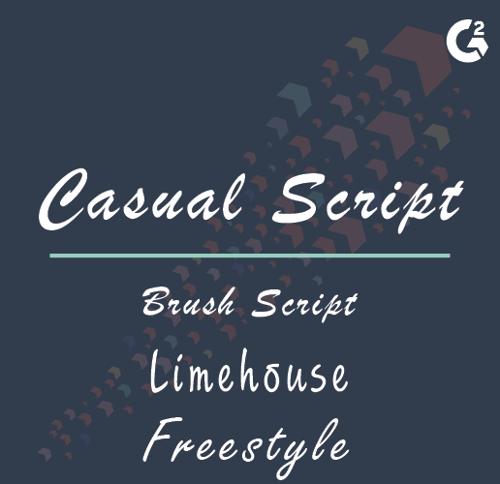 casual script examples