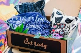 cat lady box subscription box