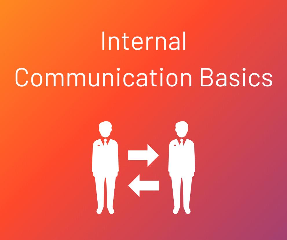 internal communication basics