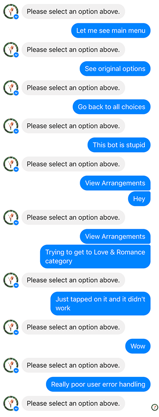 Facebook Chatbots in 2019 (+5 Messenger Bot Examples)
