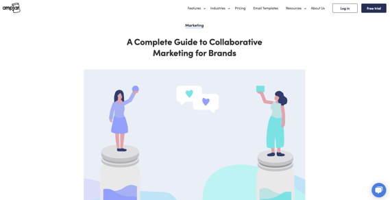 Ampjar Guide to Collaborative Marketing for Brands