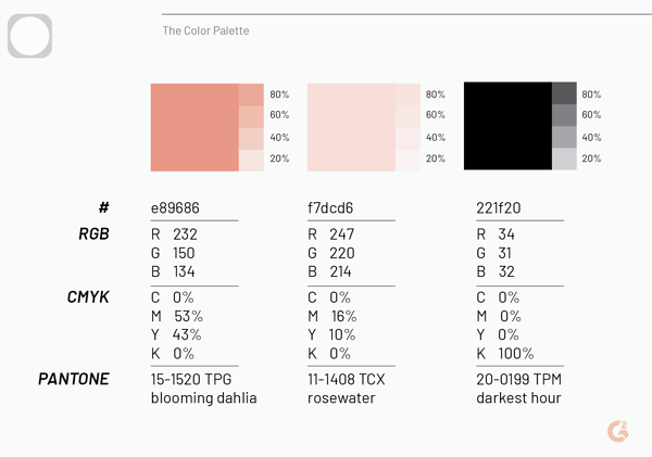 color palette style guide