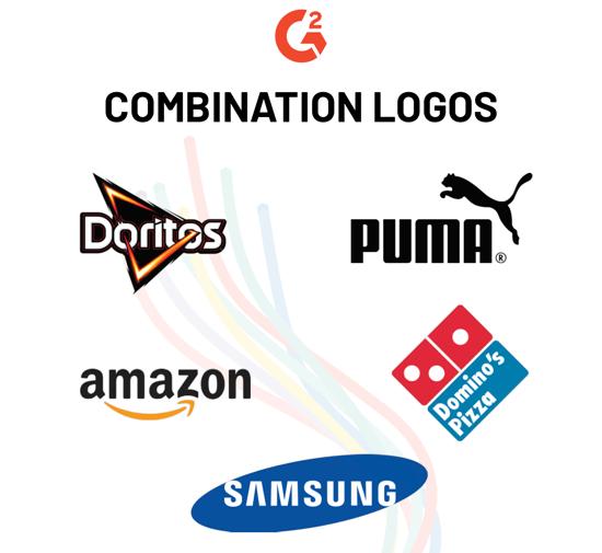 combination logo examples