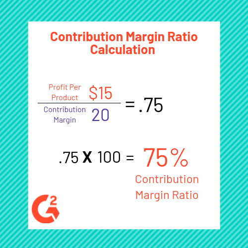 how to calculate contribution margin ratio