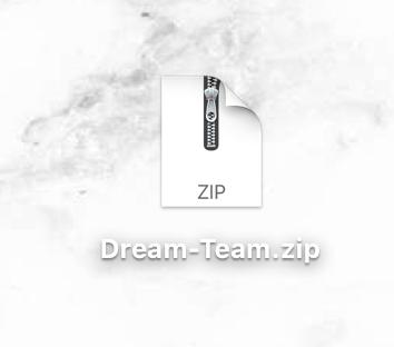 zip file on Mac
