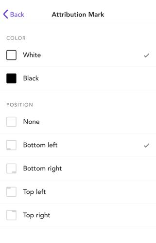 customize attribution in repost