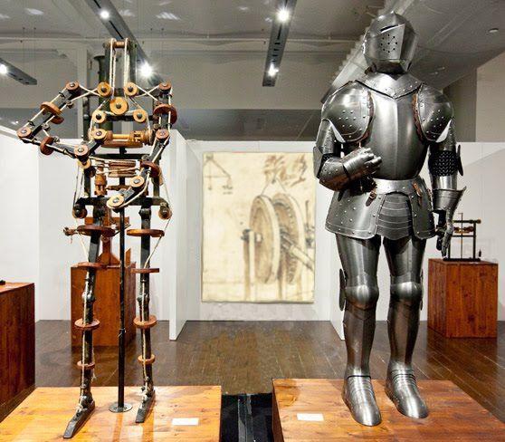 An Exhaustive History of Robotics