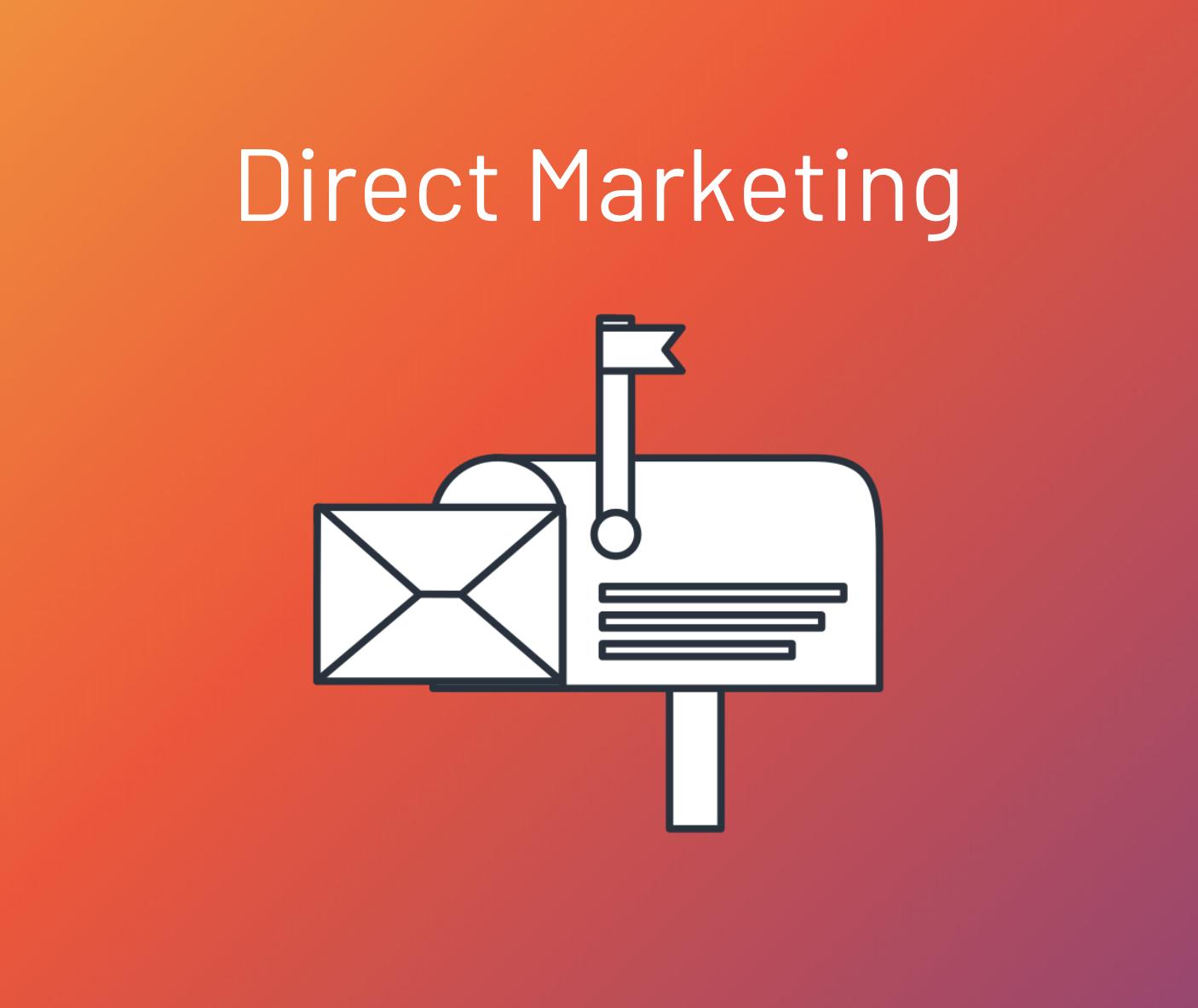direct marketing
