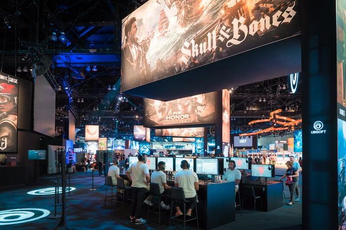 E3 gaming convention