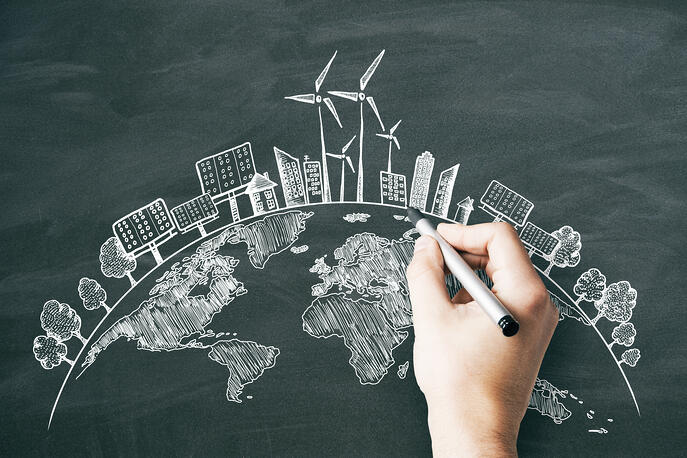 How to Create a Sustainable, Eco-Friendly Office
