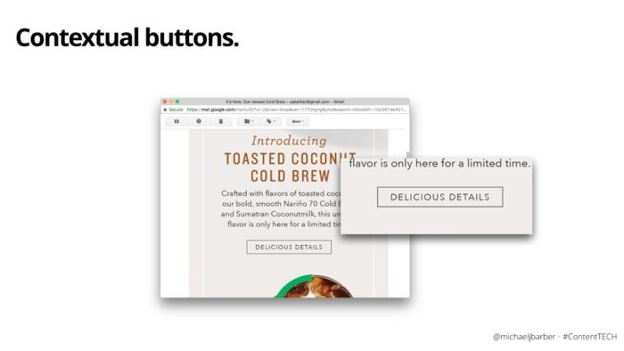 email on desktop