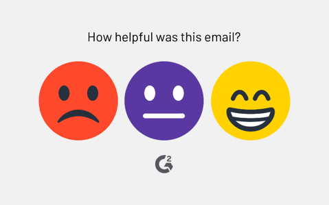email reaction emojis