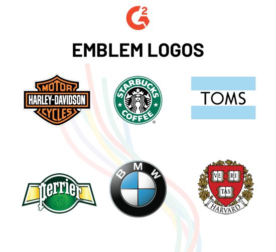 emblem logo examples