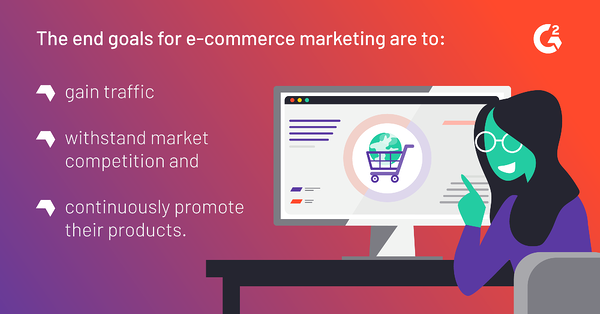 end goals e-commerce marketing
