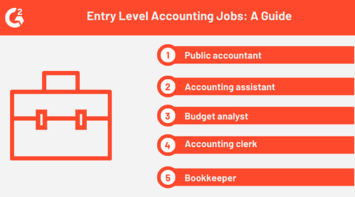 entry-level accounting jobs