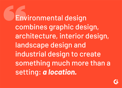 environmental graphic design quote