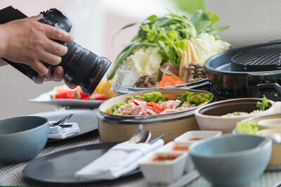 The Dish on Food Photography: 10 Tips for Success