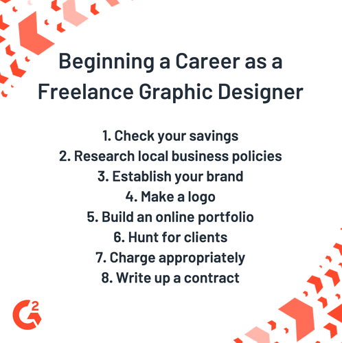 freelance graphic designer career