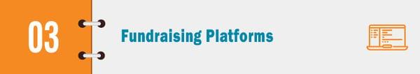 fundraising platforms