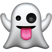 snapchat score ghost emoji