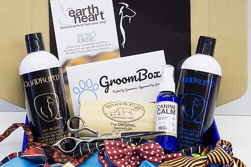 groombox subscription box