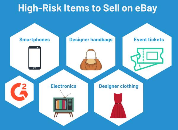 high risk ebay items