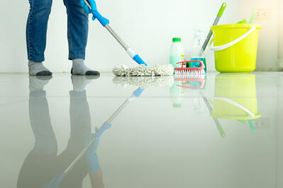 How to Start a Cleaning Business + Sweep Away the Competition