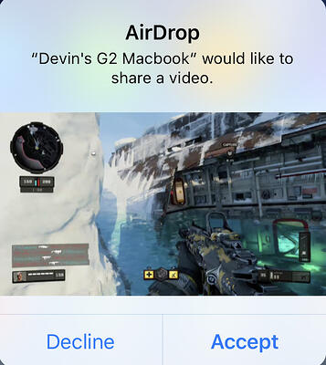 how-to-accept-airdrop-iphone