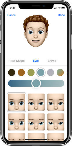 how to make a Memoji