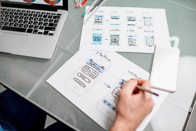What Is a Wireframe? (+Templates and How to Create)