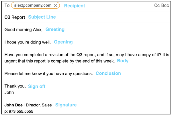 How to Write a Professional Email That Lands You a Response