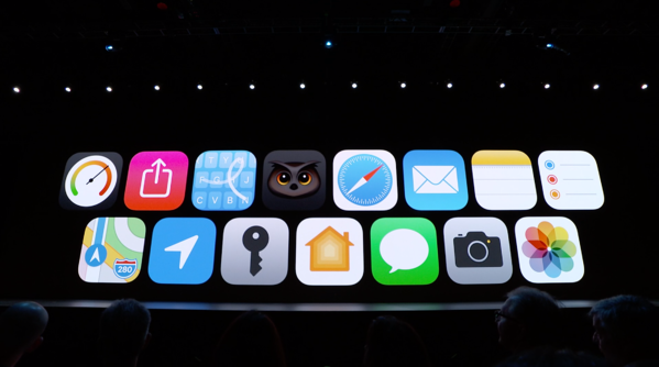 iOS 13 feature apps