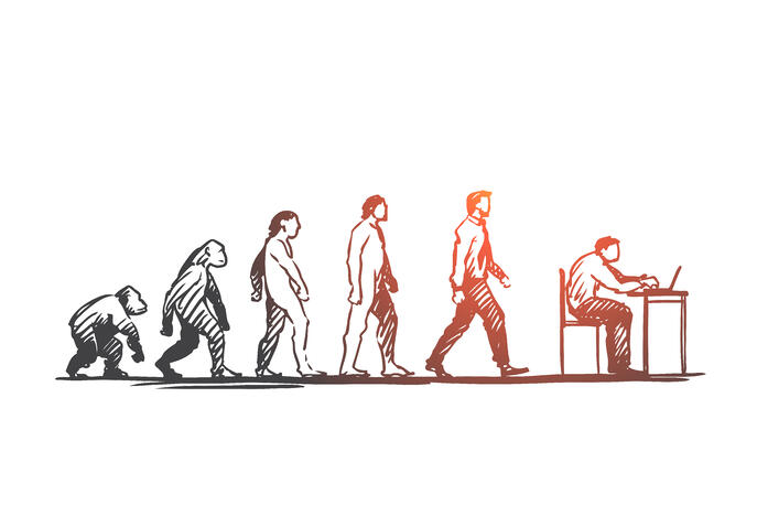 The Logo Evolution of 3 Tech Giants