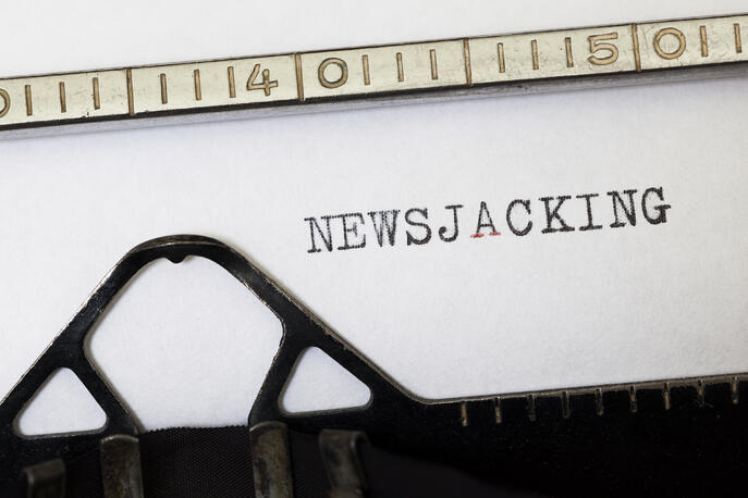 A Marketer's Guide to Newsjacking and How to Do It Well