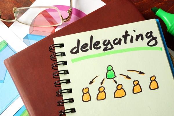 delegating project management