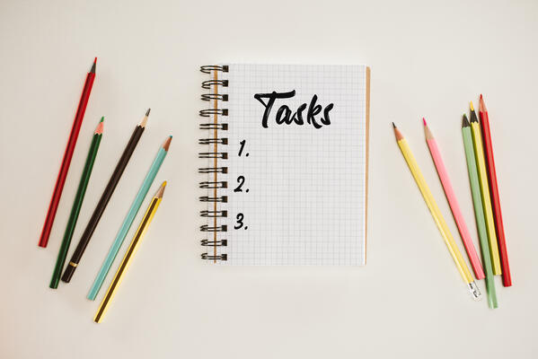 task list multiple projects