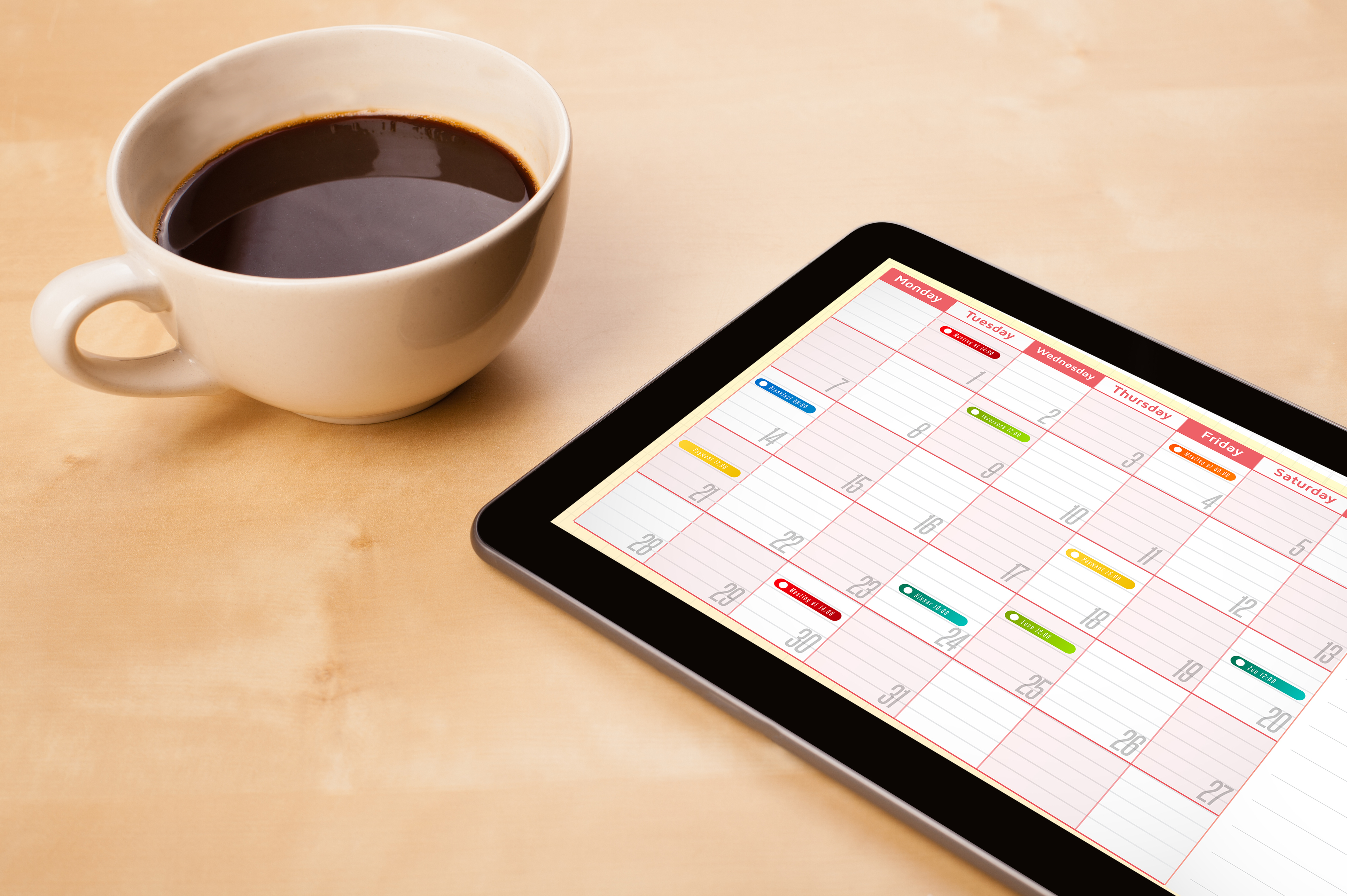 Create an Editorial Calendar to Keep Your Content in Check