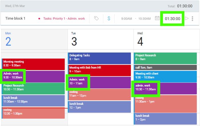 revising-time-blocking-schedule