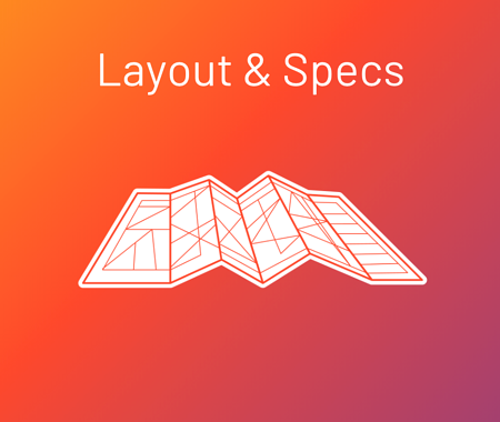 instagram layout and specs