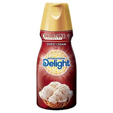 international delight and cold stone