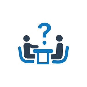 interview questions graphic