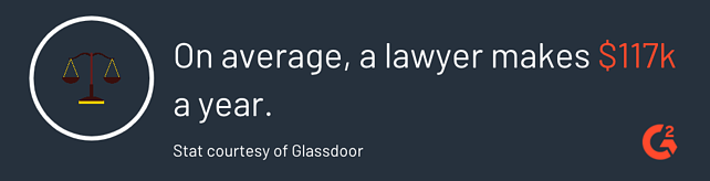 lawyer salary