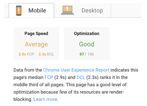seo-page-speed